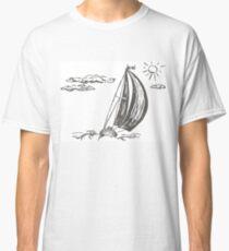 sailing yacht Classic T-Shirt