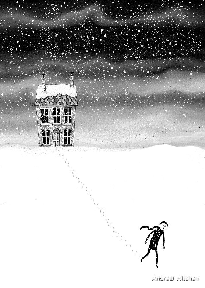Inside the Snow Globe  by Andrew  Hitchen