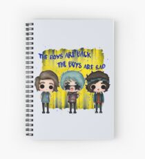 gloom boys Spiral Notebook