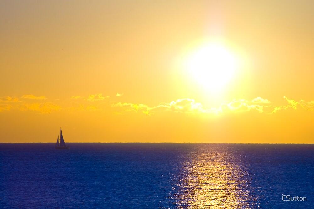 Sunset by CSutton