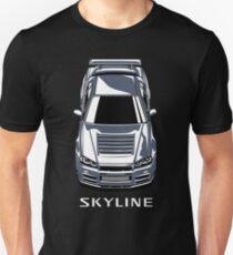 Nissan Skyline GT-R R34 Unisex T-Shirt