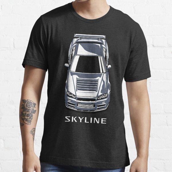 Nissan Skyline GT-R R34 Essential T-Shirt