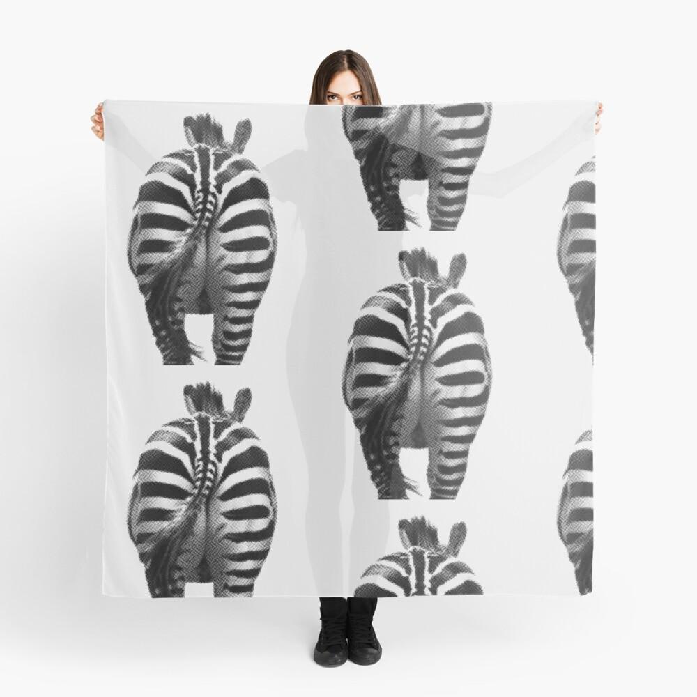 Zebra 07 Tuch