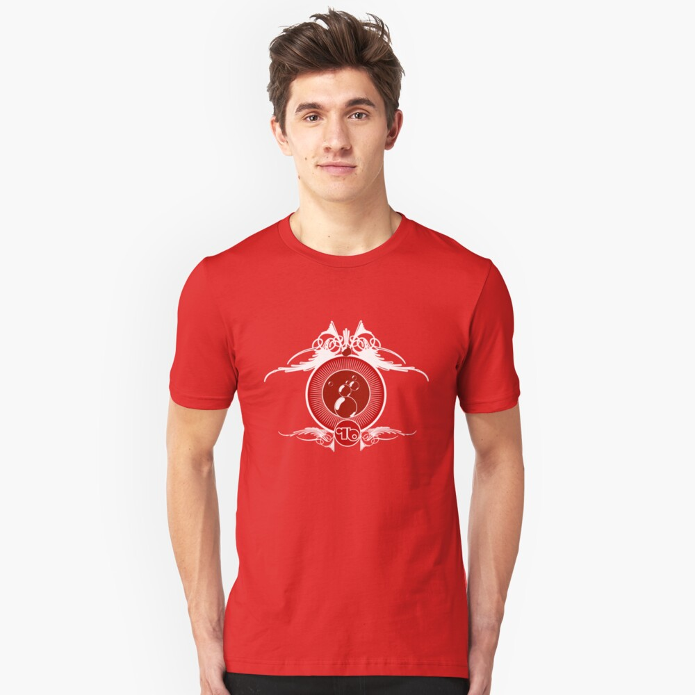 For the Love of the Bubble Unisex T-Shirt Front