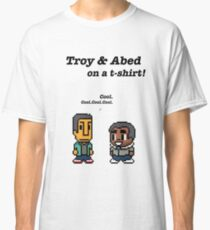 Troy and Abed · Community · TV show Classic T-Shirt