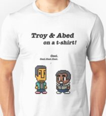 Troy and Abed · Community · TV show T-Shirt