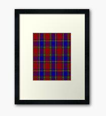 Mair (Personal) Clan/Family Tartan  Framed Print