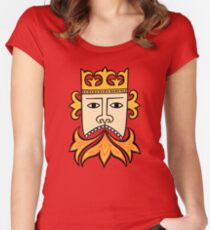 My king Women's Fitted Scoop T-Shirt