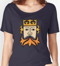 My king Women's Relaxed Fit T-Shirt