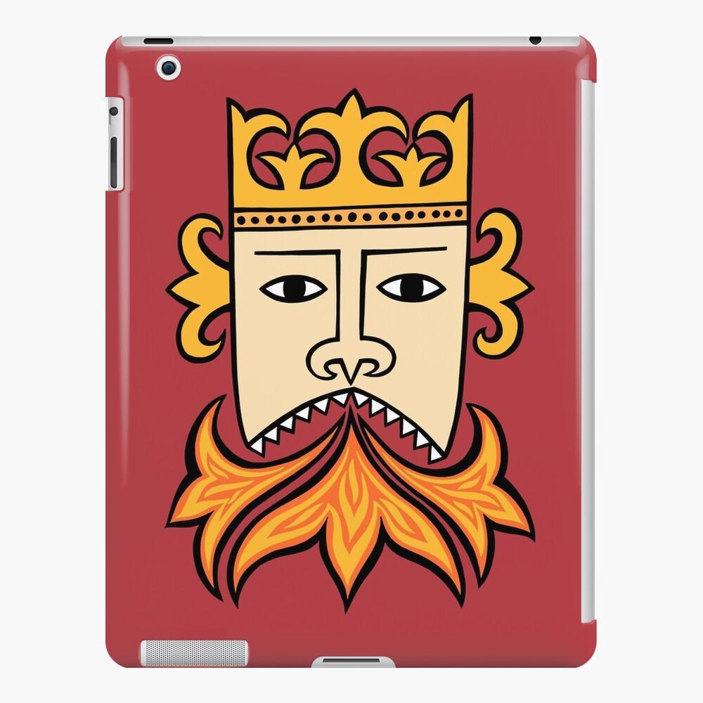 My king iPad Case & Skin