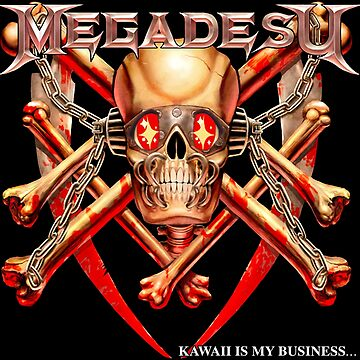megadesu by basedclaud