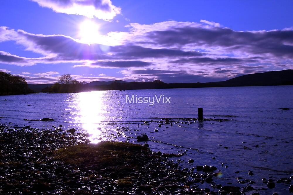 Blue Sky in Scotland? by MissyVix