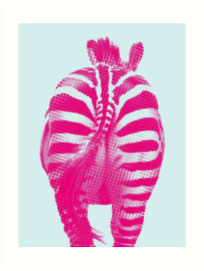 Zebra 04 von froileinjuno