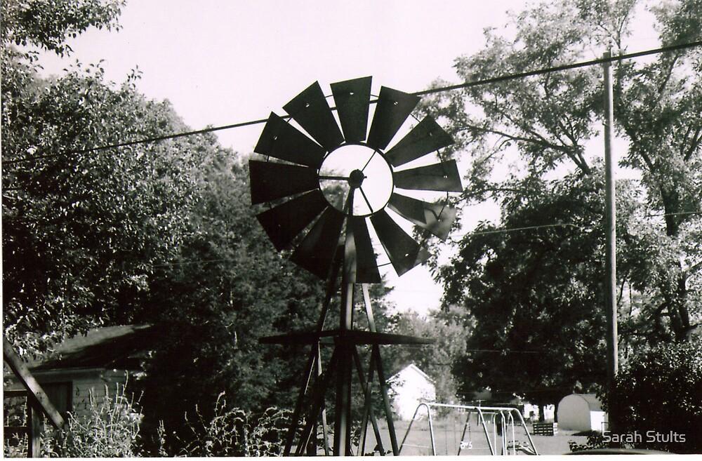 Windmill by Sarah Stults