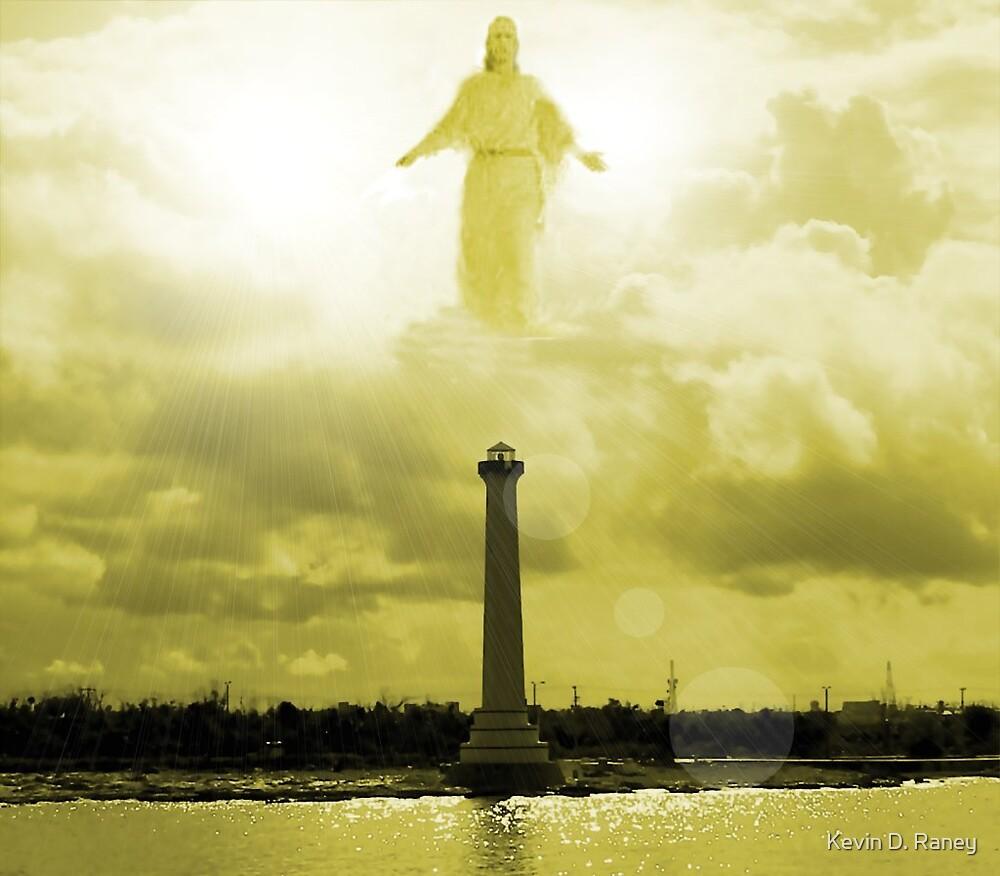 Gods Light 3 by Kevin D. Raney