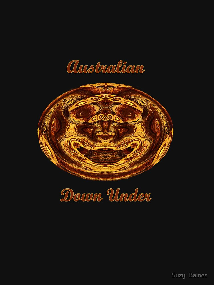 """Australian Down Under"" by SuzyB"
