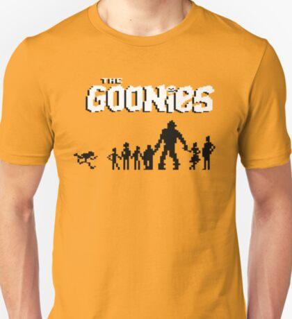 Gaming [C64] - The Goonies T-Shirt