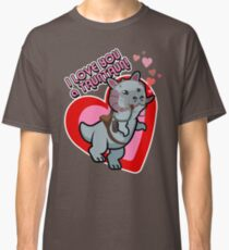 I Love you a TaunTaun! Classic T-Shirt