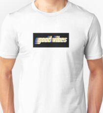 good vibes - neon fade Unisex T-Shirt
