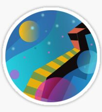 Stairway to Stars Sticker