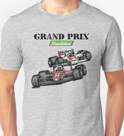 Gaming [C64] - Grand Prix Simulator T-Shirt