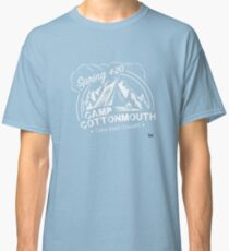 Camp Cottonmouth T-shirt - Dark Classic T-Shirt