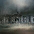 Hospital Ruins by Ann Garrett