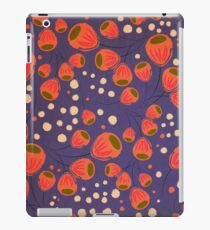 Tulips lila iPad Case/Skin
