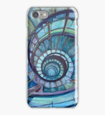 The Silence Makes Sounds Audible iPhone Case/Skin