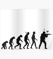 Counter Strike Global Offensive Evolution Poster