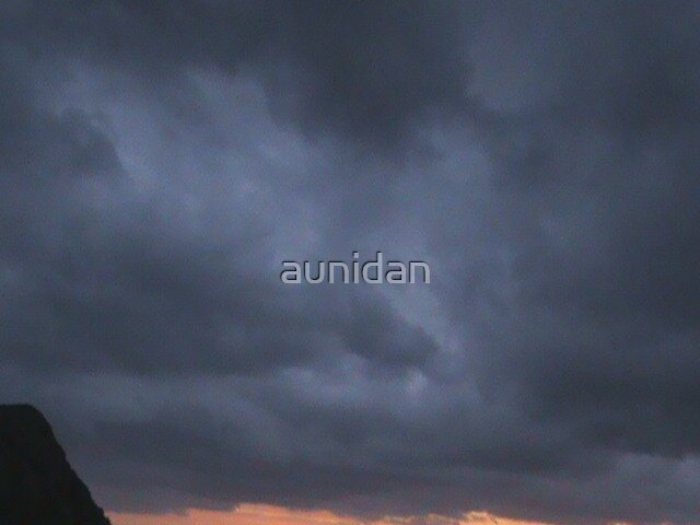 mouse in the sky. by aunidan