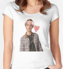 Jace Norman Women's Fitted Scoop T-Shirt