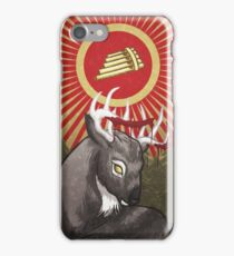 The Music On the Hill iPhone Case/Skin