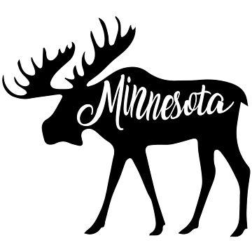 minnesota moose by heinmk