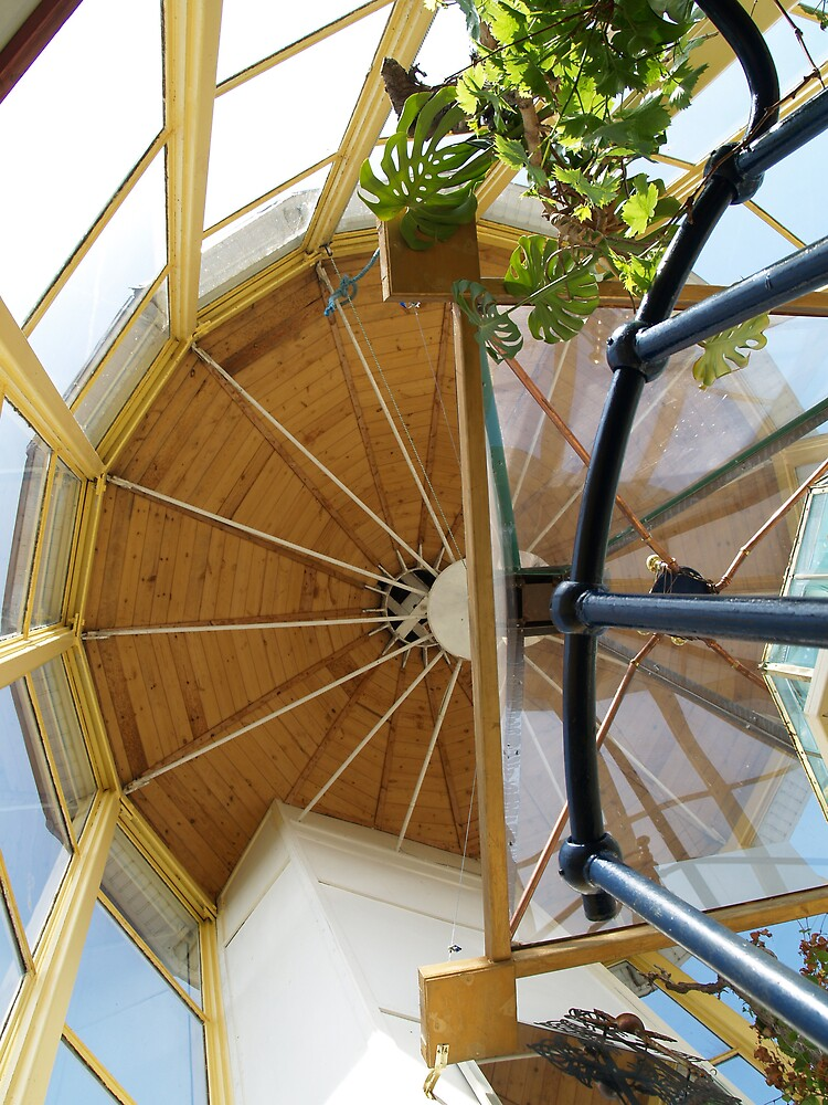 M.D's Lantern Room at the West Usk Lighthouse by Danielle  Sheahan
