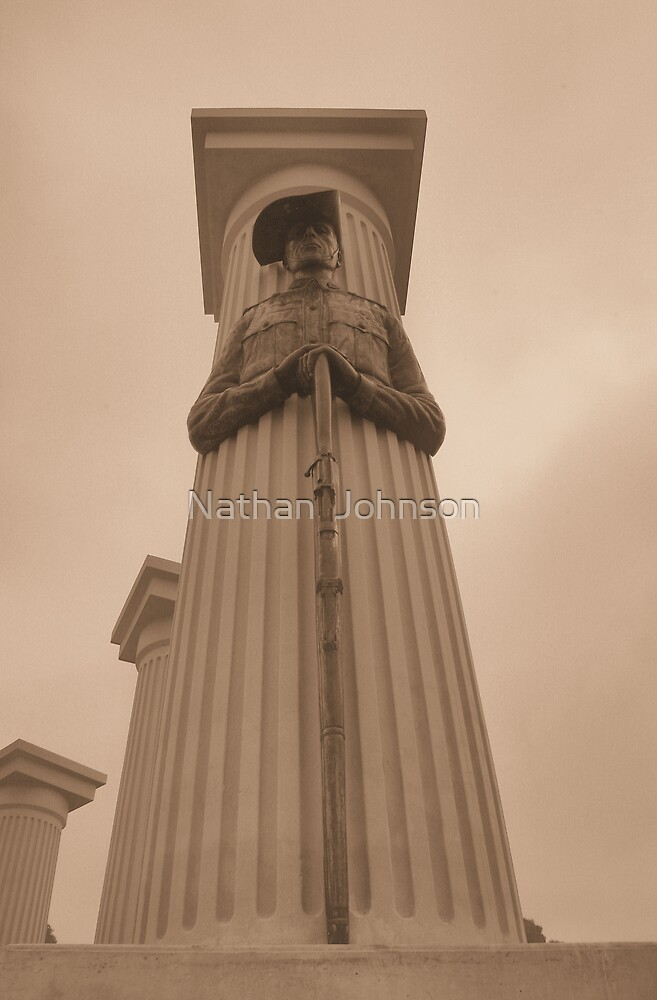 Lest We Forget by Nathan  Johnson
