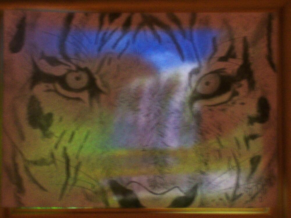 tiger spirit by kristal ingersoll