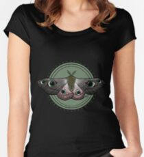 Sight is Flight Women's Fitted Scoop T-Shirt