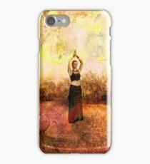 Light Prayer iPhone Case/Skin