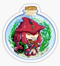 Sidon- Portable Shark Sticker