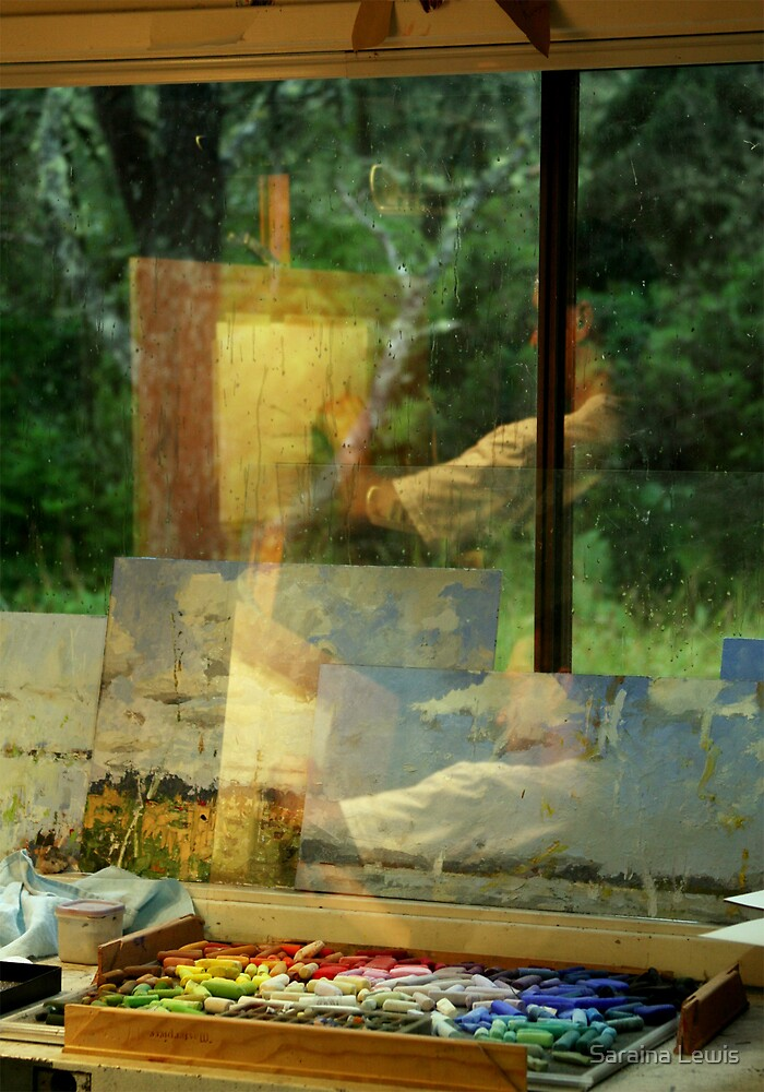 An Artist's Reflections by Saraina Williams