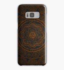 Sacred Geometry - Circular Connections Samsung Galaxy Case/Skin