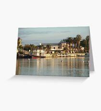 Renmark Riverfront Greeting Card