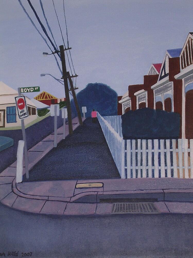 Boyd Street by Joan Wild