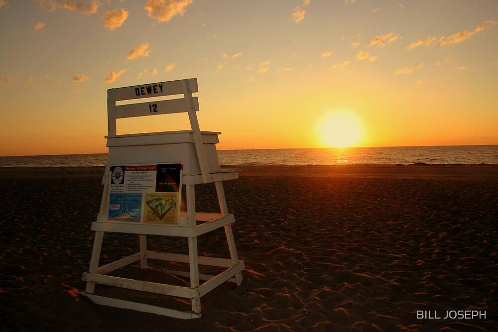 SUNRISE , DEWEY BEACH , DEL by BILL JOSEPH