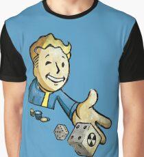 Fallout - Chance Graphic T-Shirt