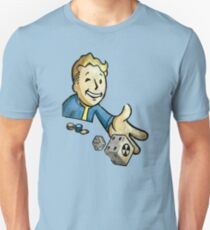 Fallout - Chance Unisex T-Shirt