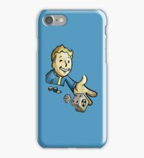 Fallout - Chance iPhone Case/Skin