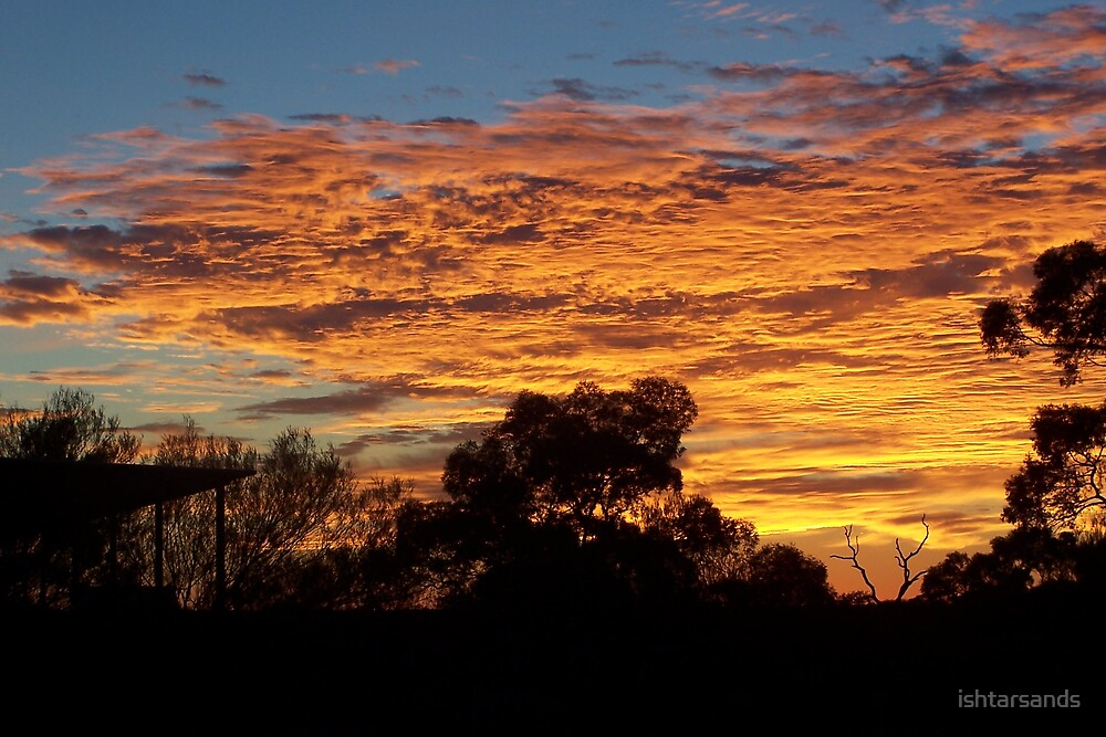 Sunset,  Tropicana WA by ishtarsands