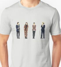 One Direction 9 (without font) Unisex T-Shirt